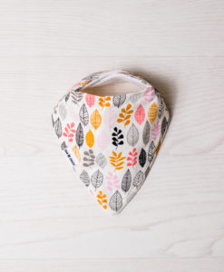 Blush + Bloom Bandana Bib