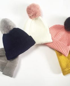 Pom Beanies for Sale.