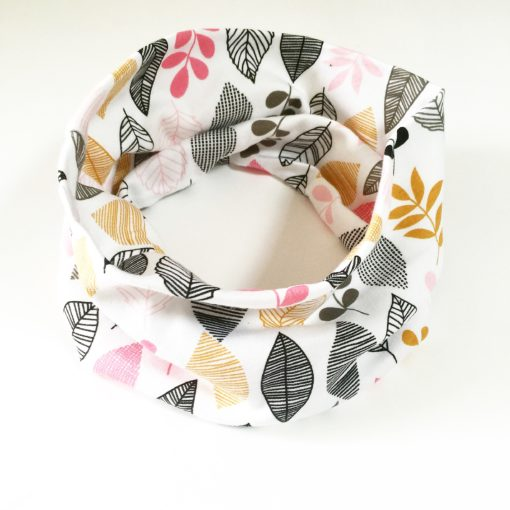 Blush + Bloom Infinity Scarf