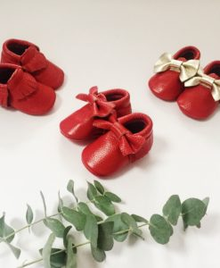 red baby shoes for sale