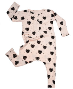 Organic Cotton Kids Harem Romper