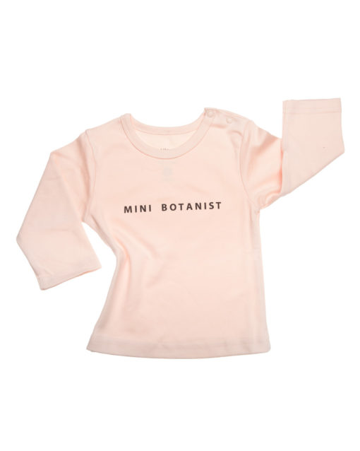 Long Sleeve T-Shirt (Blush)