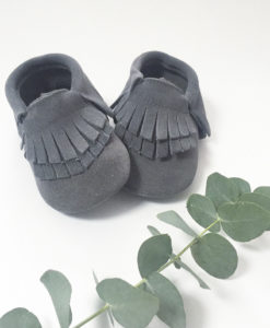 Baby Moccasins (100% Leather)
