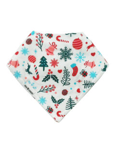 Christmas Essentials Bandana Bib
