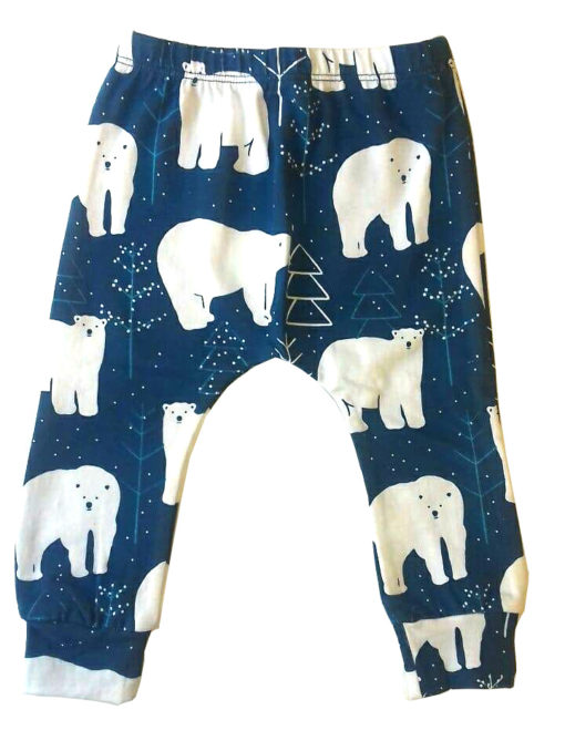 Christmas Polar Bear Leggings